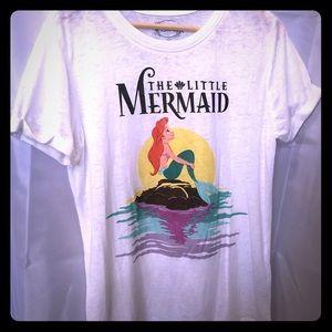 Little Mermaid tee shirt